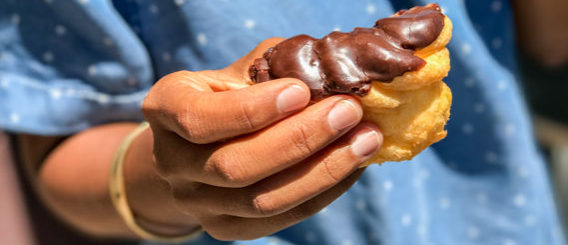 Dream Fluff Donuts
