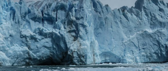 Global Warming Impacts Patagonia's Massive Glaciers